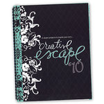 Bazzill Basics - Creative Escape Idea Book - 2010