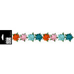 Bazzill Basics - Grandma's Feather Bed Collection - Paper Flowers - 1Inch - Twisted