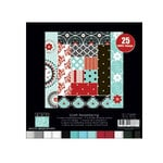 Bazzill - Worth Remembering Collection - 8 x 8 Assortment Pack