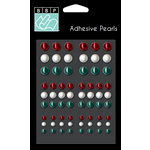 Bazzill - Worth Remembering Collection - Bling - Self Adhesive Pearls