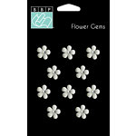 Bazzill - Worth Remembering Collection - Resin Flowers