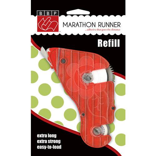 Bazzill - Marathon Tape Runner - Permanent Adhesive - Refill - 100 Feet