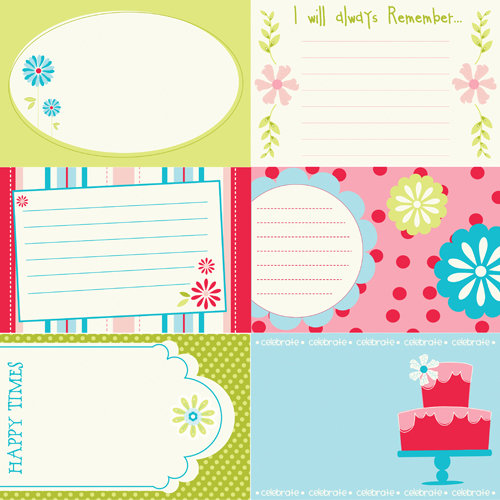 Bazzill Basics - Divinely Sweet Collection - Lickety Slip - 12 x 12 Double Sided Paper - Horizontal