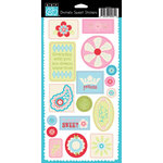 Bazzill Basics - Divinely Sweet Collection - Cardstock Stickers - Embellishments