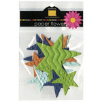 Bazzill - Dino-Mite Collection - Paper Flowers - Stars