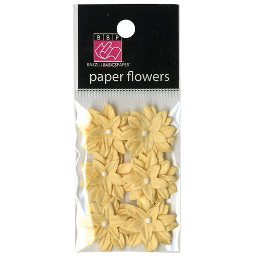 Bazzill - Avalon Collection - Paper Flowers - Pollen