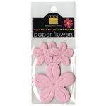 Bazzill Basics - Paper Flowers - Posies - Emma