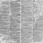 Bazzill - Antique Collection - 12 x 12 Paper - Dictionary Page