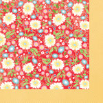 Bazzill Basics - Avalon Collection - 12 x 12 Double Sided Paper - Floral