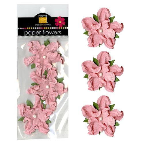 Bazzill - Paper Flowers - 2 Inch Twisted Flower - Quartz