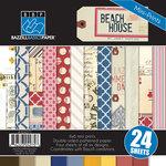 Bazzill - Beach House Collection - 6 x 6 Assortment Pack
