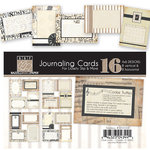 Bazzill - Margie Romney-Aslett - Timeless Collection - Lickety Slip - 4 x 6 Journaling Cards