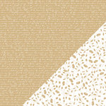 Bazzill - Basics Collection - 12 x 12 Double Sided Paper - Kraft - Sonnet