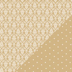 Bazzill - Basics Collection - 12 x 12 Double Sided Paper - Kraft - Wallpaper