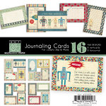 Bazzill - Mac Collection - Lickety Slip - 4 x 6 Journaling Cards