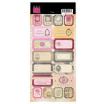 Bazzill - Miss Teagen Sue Collection - Cardstock Stickers - Miss