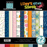 Bazzill - Lucy's Crab Shack Collection - 12 x 12 Assortment Pack