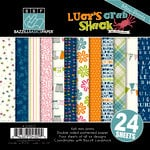 Bazzill Basics - Lucy's Crab Shack Collection - 6 x 6 Assortment Pack