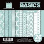 Bazzill - Basics Collection - 6 x 6 Assortment Pack - Patina