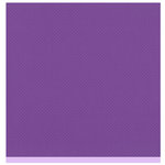 Bazzill - Two Scoops Collection - 12 x 12 Sandable Cardstock - Mountain Blackberry