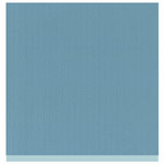 Bazzill Basics - Two Scoops Collection - 12 x 12 Sandable Cardstock - Blue Hawaiian