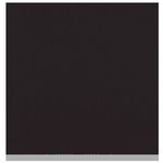 Bazzill - Two Scoops Collection - 12 x 12 Sandable Cardstock - Black Cow