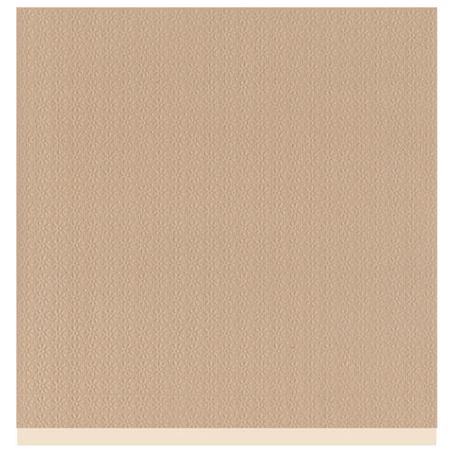 Bazzill Basics - Two Scoops Collection - 12 x 12 Sandable Cardstock - Cookies and Cream