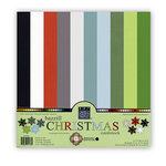 Bazzill Basics - BasicGrey - 12 x 12 Christmas Cardstock Pack - 30 Sheets, CLEARANCE