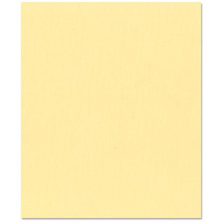 Bazzill Basics - 8.5 x 11 Cardstock - Canvas Texture - Chiffon