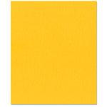 Bazzill Basics - 8.5 x 11 Cardstock - Criss Cross Texture - Sunshine