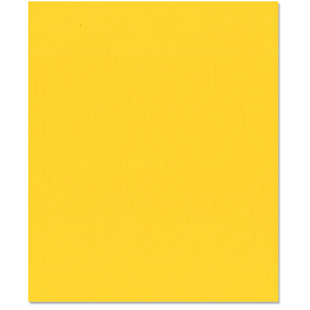 Bazzill Basics - 8.5 x 11 Cardstock - Burlap Texture - Bazzill Yellow
