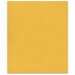 Bazzill Basics - 8.5 x 11 Cardstock - Grasscloth Texture - Yukon Gold