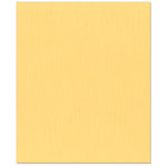 Bazzill Basics - 8.5 x 11 Cardstock - Canvas Texture - Glow, CLEARANCE