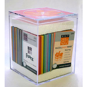 Bazzill Swatch Box