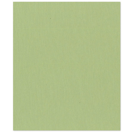Bazzill Basics - 8.5 x 11 Cardstock - Grasscloth Texture - Lily Pond