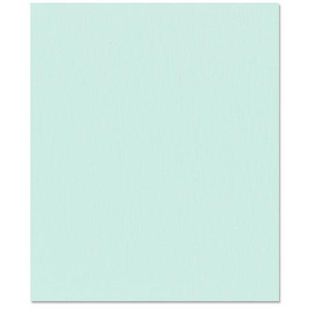 Bazzill Basics - 8.5 x 11 Cardstock - Grasscloth Texture - Turquoise Mist