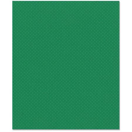 Bazzill Basics - 8.5 x 11 Cardstock - Dotted Swiss Texture - Mermaid
