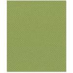 Bazzill Basics - 8.5 x 11 Cardstock - Dotted Swiss Texture - Irish Eyes