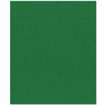 Bazzill Basics - 8.5 x 11 Cardstock - Burlap Texture - Bazzill Green