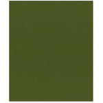 Bazzill Basics - 8.5 x 11 Cardstock - Canvas Texture - Ivy