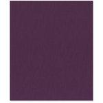 Bazzill Basics - 8.5 x 11 Cardstock - Canvas Texture - Velvet