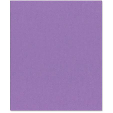 Bazzill Basics - 8.5 x 11 Cardstock - Grasscloth Texture - Purple Pizzazz
