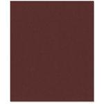 Bazzill Basics - 8.5 x 11 Cardstock - Canvas Texture - Burgundy