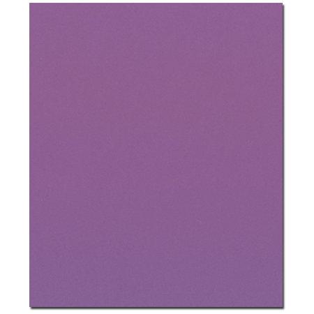 Bazzill Basics - 8.5 x 11 Cardstock - Smooth Texture - Grape Delight