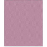 Bazzill Basics - 8.5 x 11 Cardstock - Dotted Swiss Texture - Berry Pretty