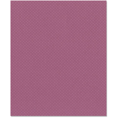 Bazzill Basics - 8.5 x 11 Cardstock - Dotted Swiss Texture - Grape Jelly