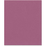 Bazzill - 8.5 x 11 Cardstock - Dotted Swiss Texture - Grape Jelly