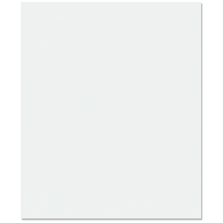 Bazzill Basics - 8.5 x 11 Cardstock - Canvas Texture - Powder Blue
