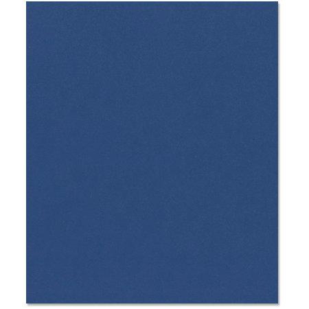 Bazzill Basics - 8.5 x 11 Cardstock - Smooth Texture - Huckleberry Pie