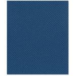Bazzill Basics - 8.5 x 11 Cardstock - Dotted Swiss Texture - Neptune
